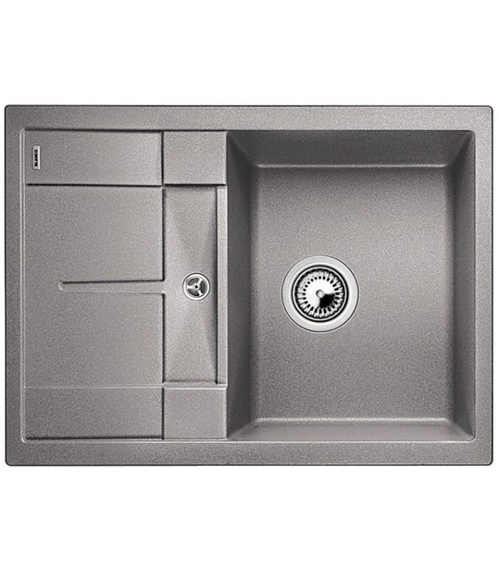 chiuveta bucatarie blanco metra 45 s compact silgranit. Black Bedroom Furniture Sets. Home Design Ideas