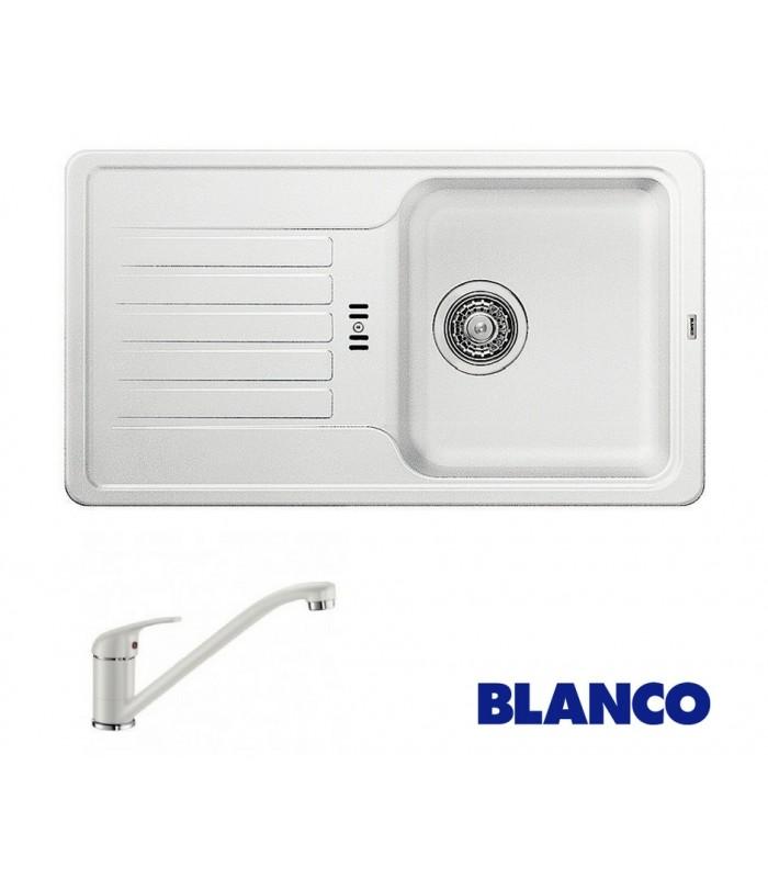 pachet chiuveta blanco favos mini robinet blanco daras. Black Bedroom Furniture Sets. Home Design Ideas