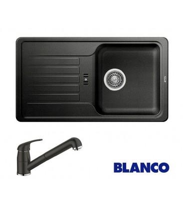 PACHET CHIUVETA BLANCO FAVOS MINI + BATERIE BLANCO DARAS S
