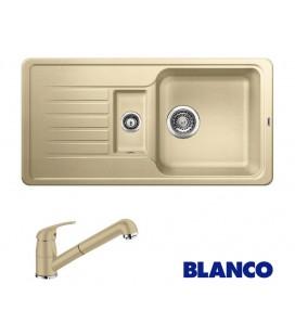 PACHET CHIUVETA BLANCO FAVOS 6 S + BATERIE BLANCO DARAS S