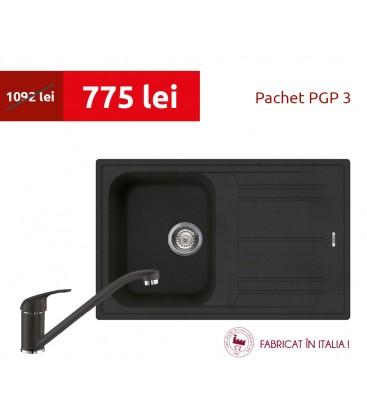 PACHET PROMOTIONAL PGP 3 (chiuveta si baterie)