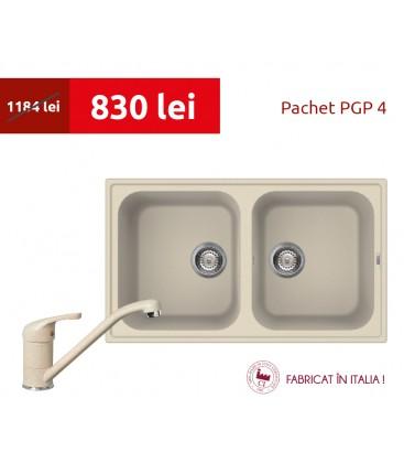 PACHET PROMOTIONAL PGP 4 (chiuveta si baterie)