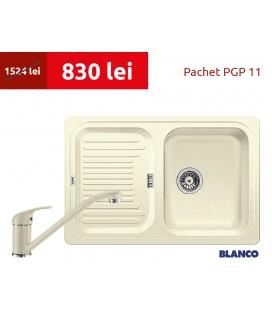 PACHET PROMOTIONAL PGP 11 (chiuveta si baterie)