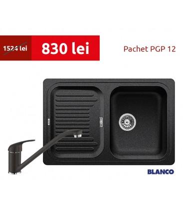 PACHET PROMOTIONAL PGP 12 (chiuveta si baterie)