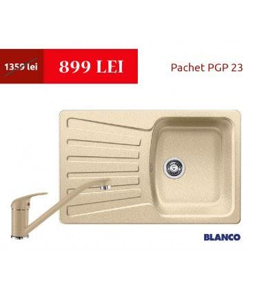 PACHET PROMOTIONAL PGP 23 (chiuveta si baterie)