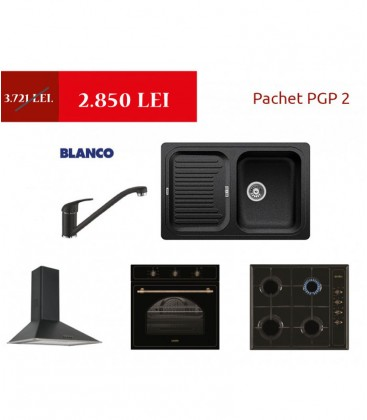 PACHET PROMOTIONAL PGP 2 (chiuveta, baterie si electrocasnice)