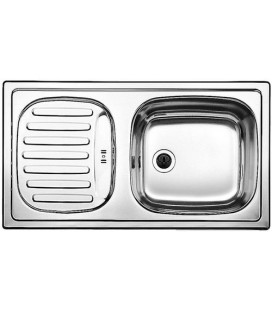 CHIUVETA BLANCO FLEX MINI C INOX